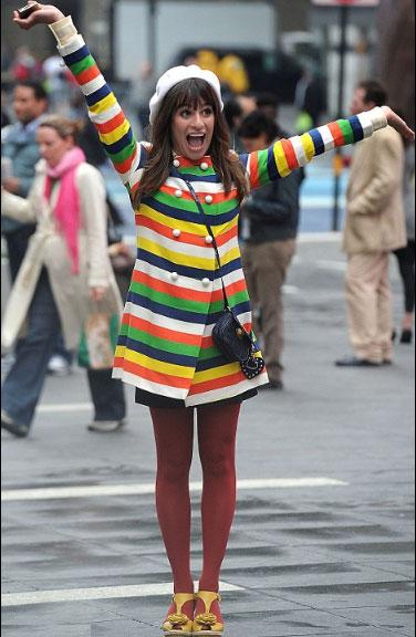lea michele glee 2011. Lea Michele, Glee x Times
